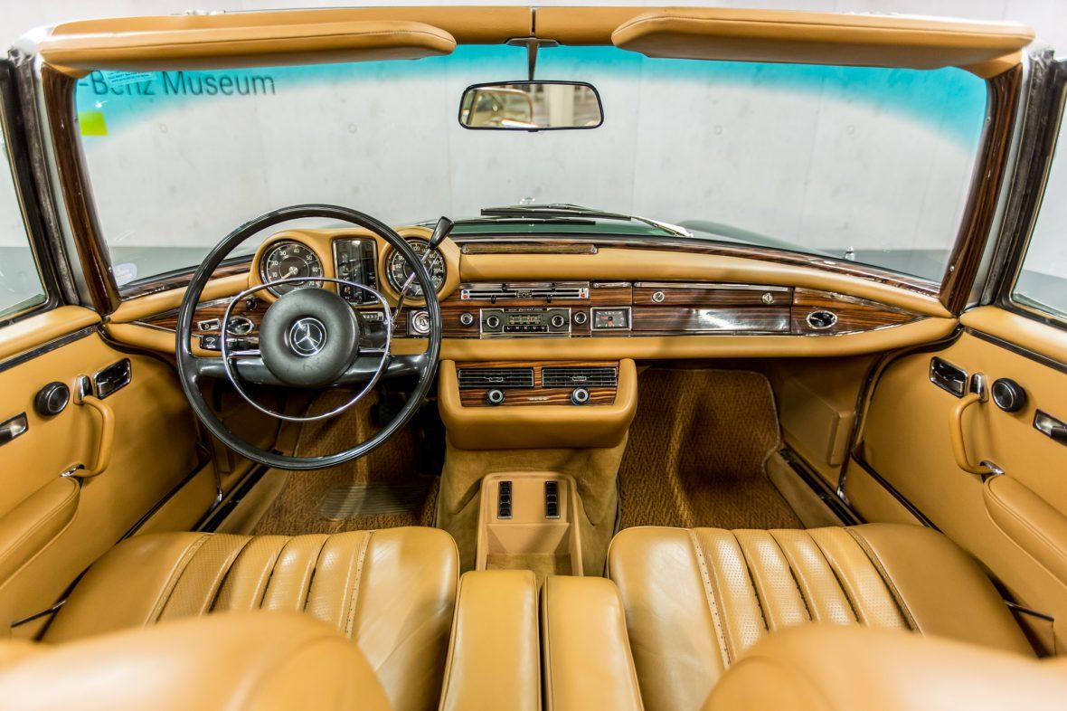 Mercedes-Benz 280 SE 3.5 (W111) 9