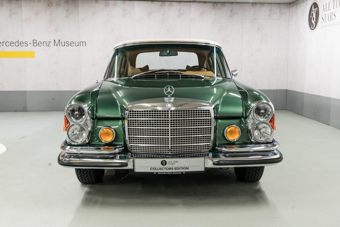 Mercedes-Benz 280 SE 3.5 (W111) 3