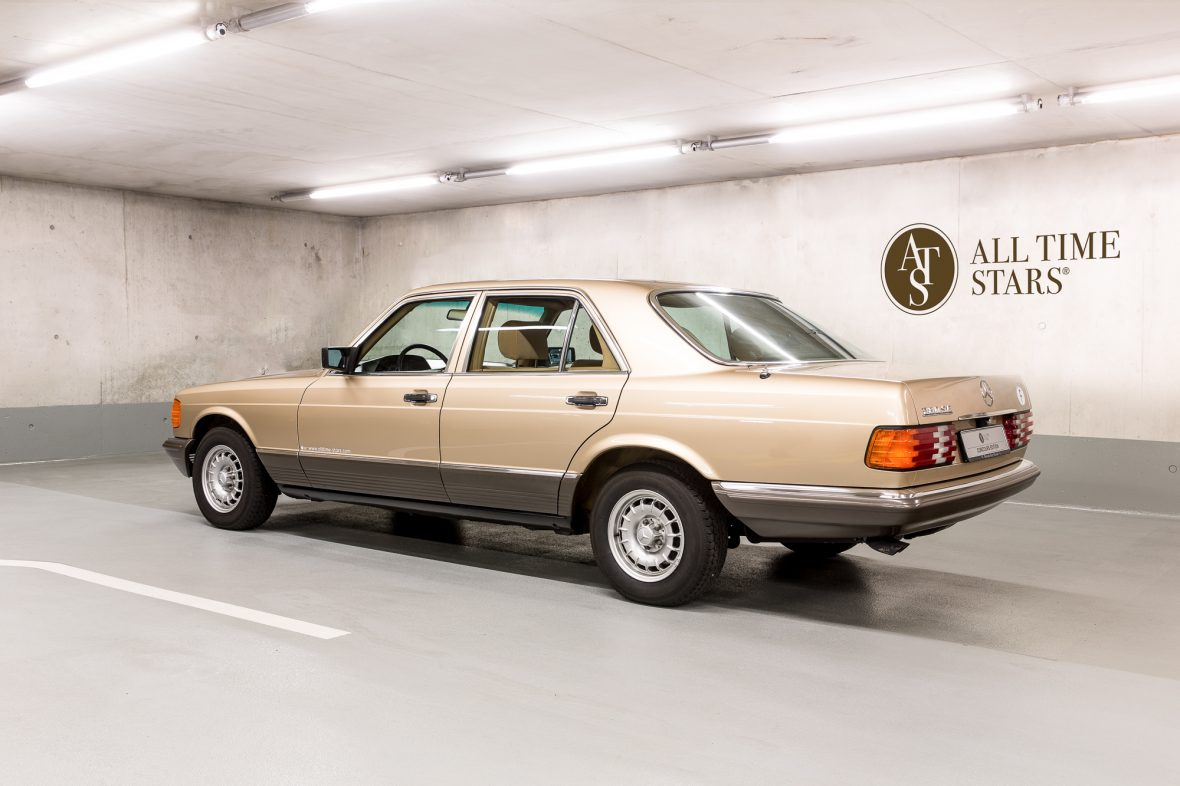 Mercedes-Benz W 126 280 SE 2
