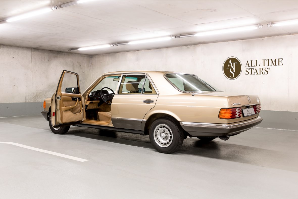 Mercedes-Benz W 126 280 SE 3