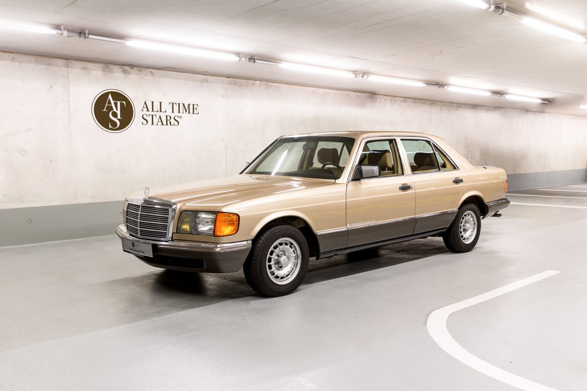 Mercedes-Benz W 126 280 SE 0