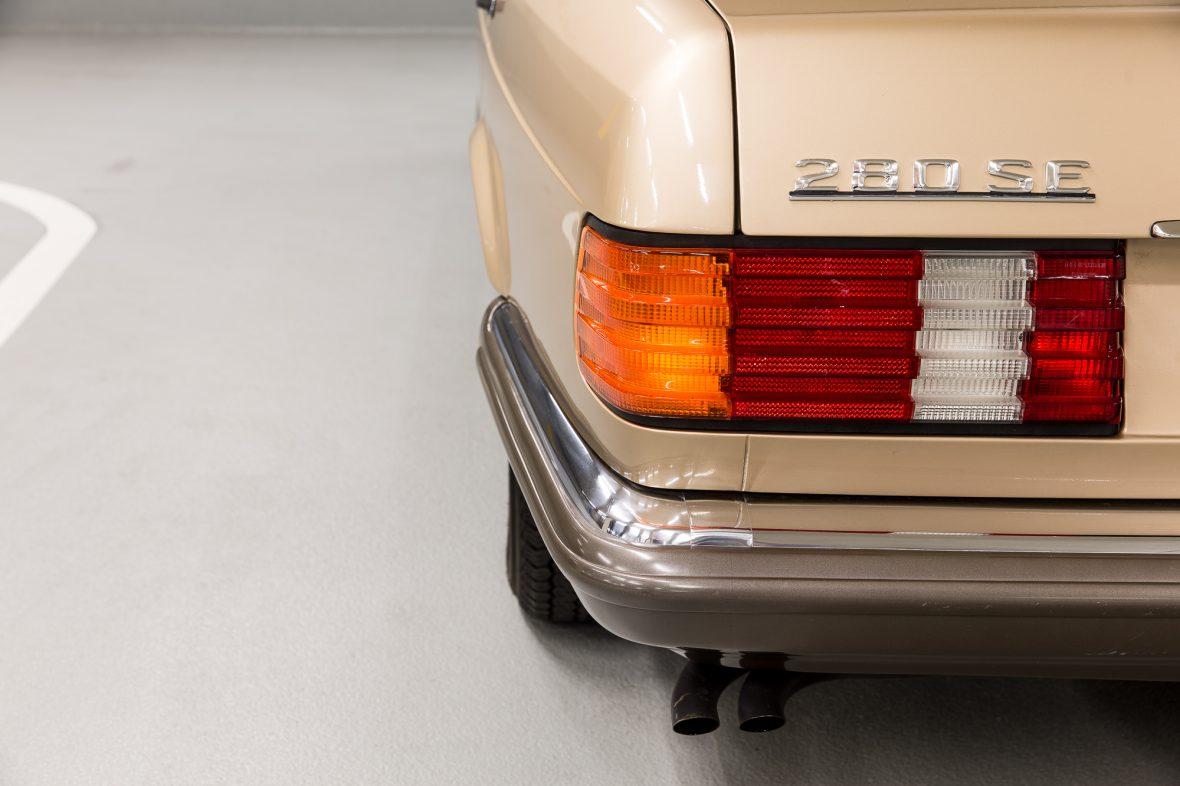 Mercedes-Benz W 126 280 SE 9