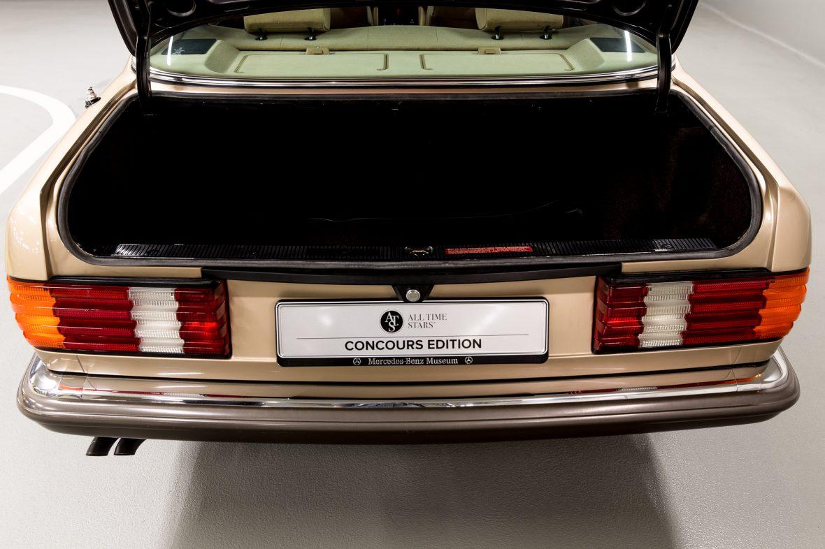 Mercedes-Benz W 126 280 SE 8