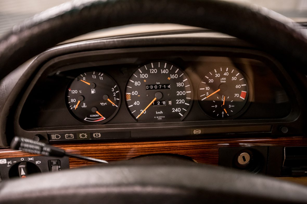 Mercedes-Benz W 126 280 SE 10