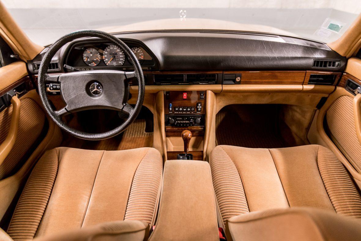 Mercedes-Benz W 126 280 SE 11