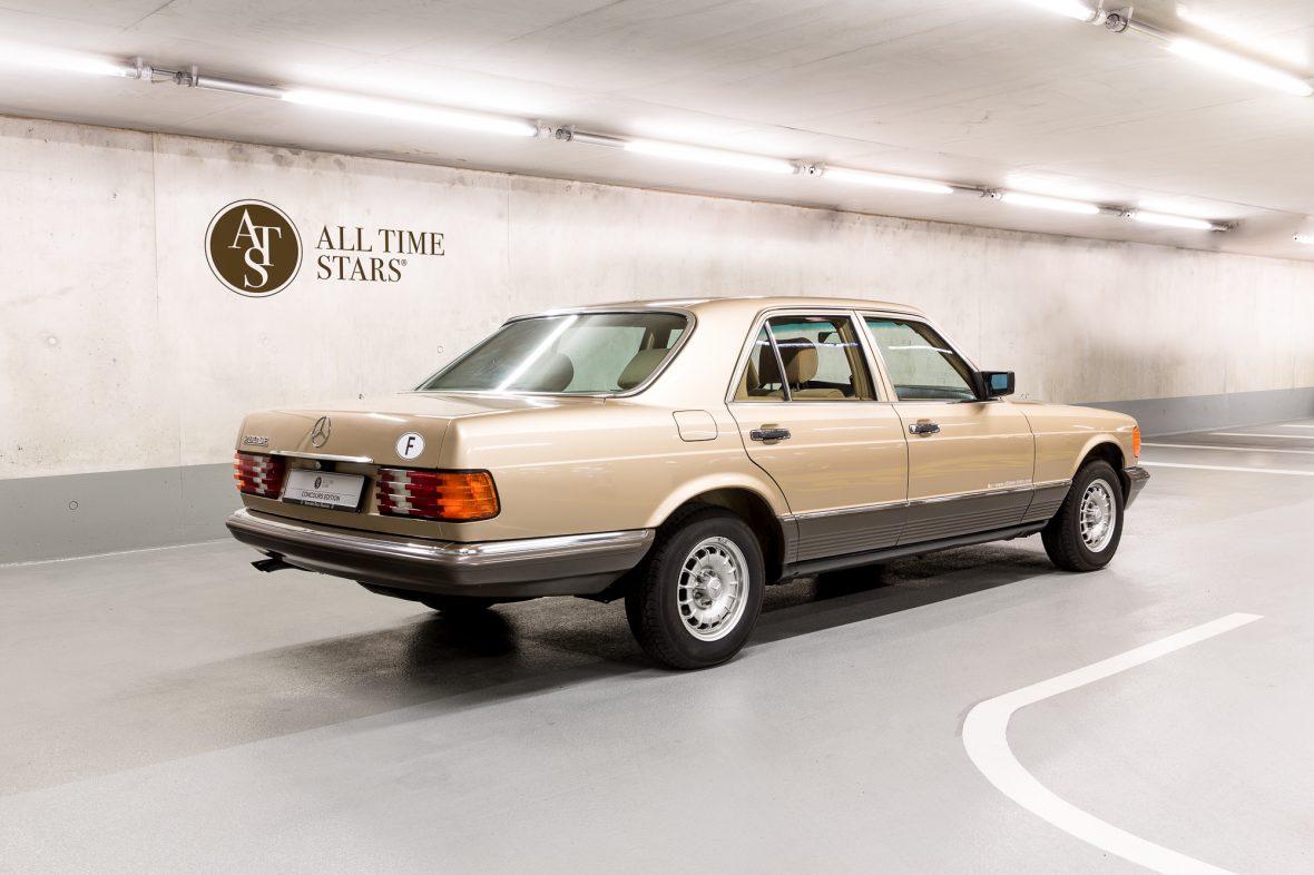 Mercedes-Benz W 126 280 SE 1