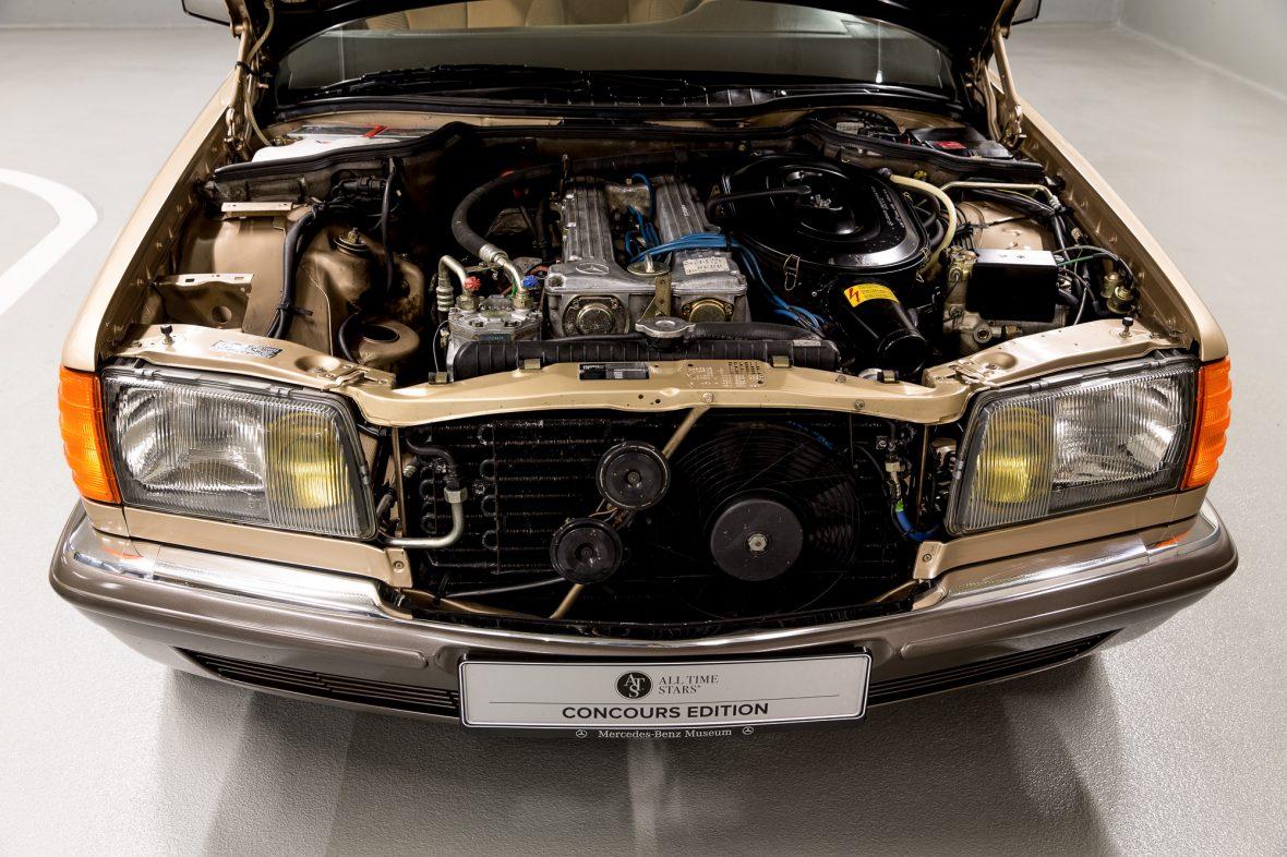 Mercedes-Benz W 126 280 SE 7