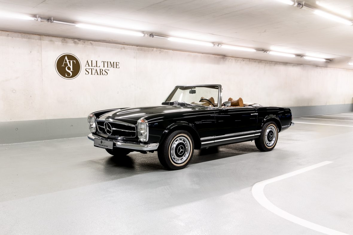 Mercedes-Benz W 113 280 SL 0