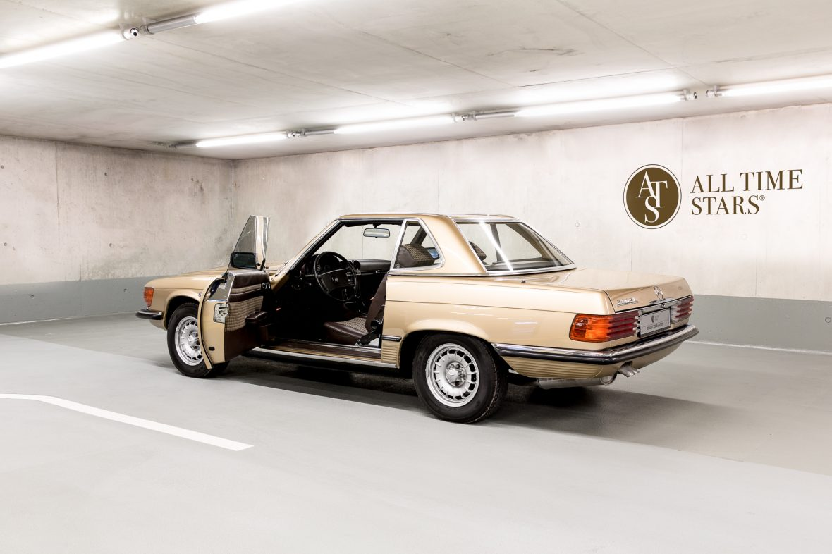 Mercedes-Benz R 107  280 SL 3