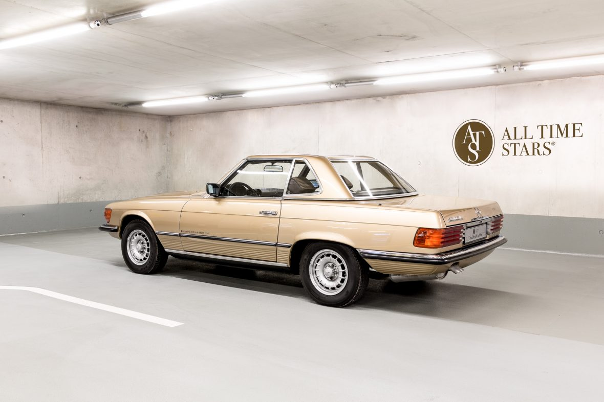 Mercedes-Benz R 107  280 SL 2