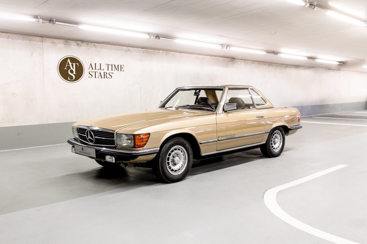 Mercedes-Benz R 107  280 SL 0
