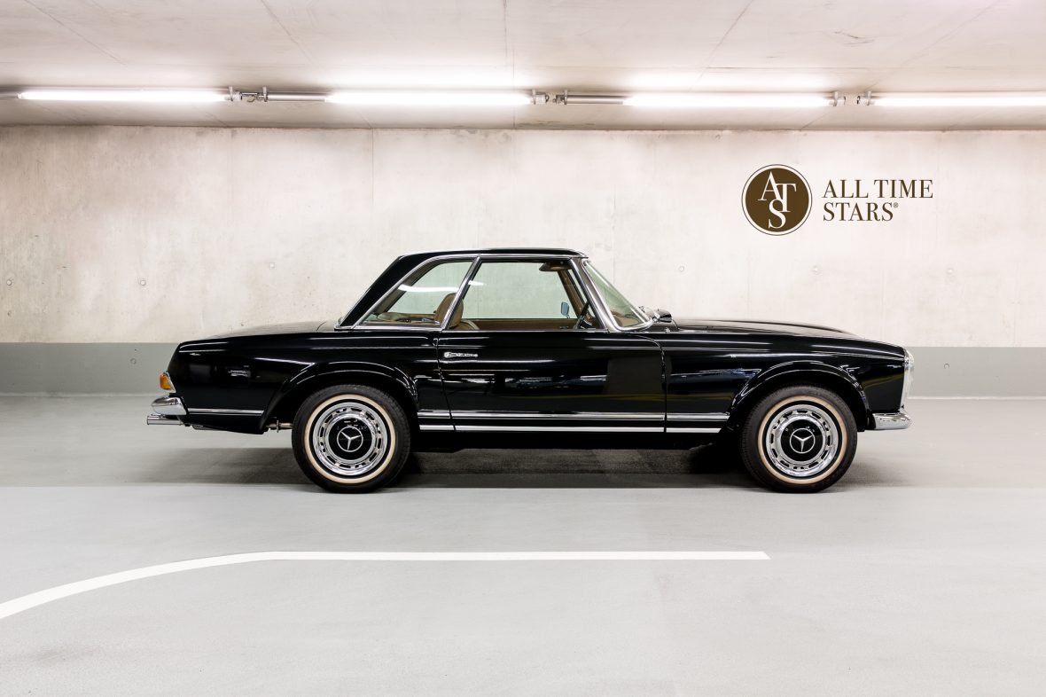 Mercedes-Benz W 113 280 SL 4