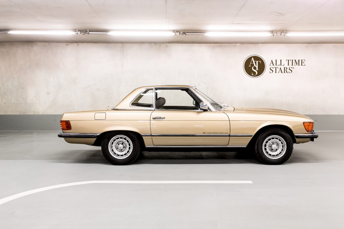 Mercedes-Benz R 107  280 SL 4