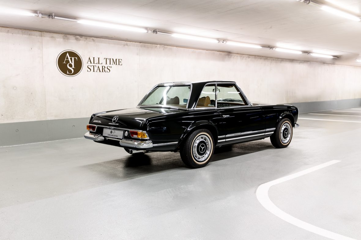 Mercedes-Benz W 113 280 SL 3