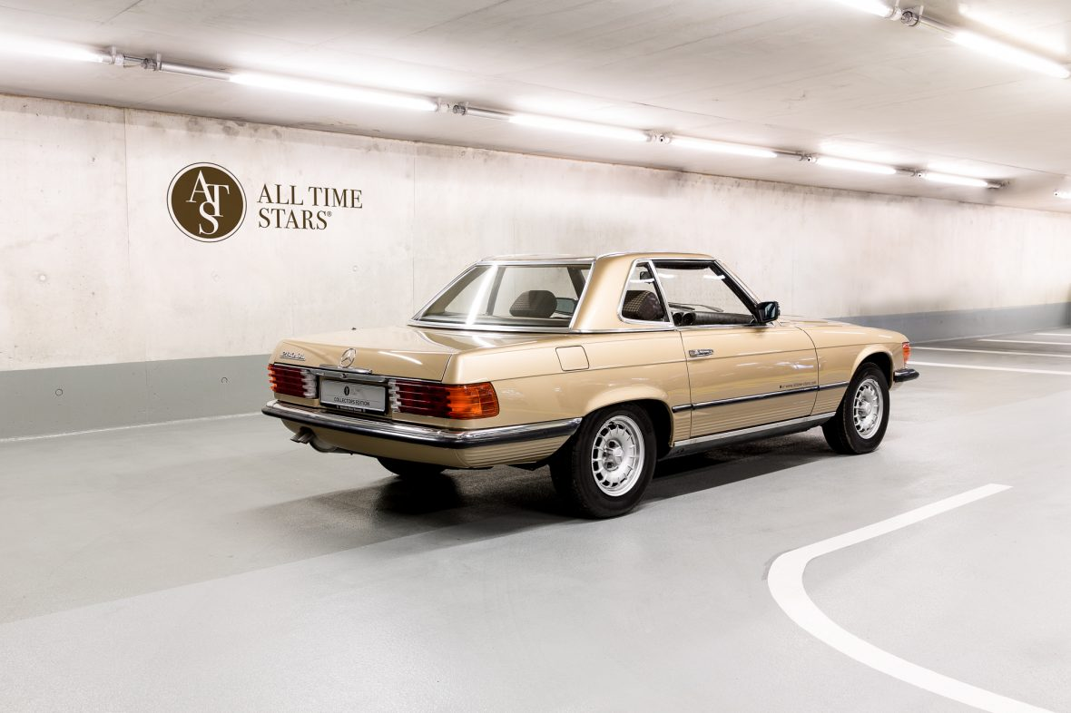 Mercedes-Benz R 107  280 SL 1