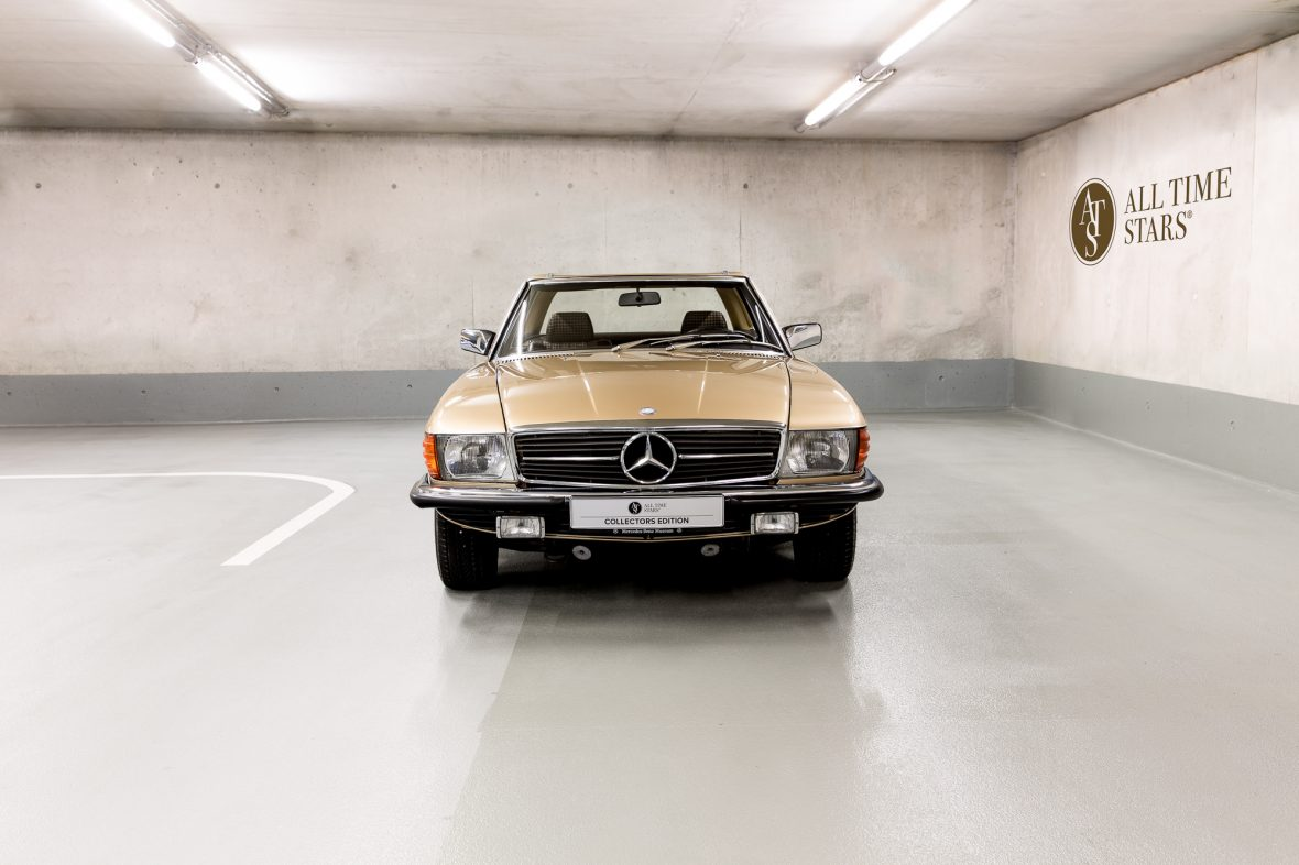 Mercedes-Benz R 107  280 SL 5