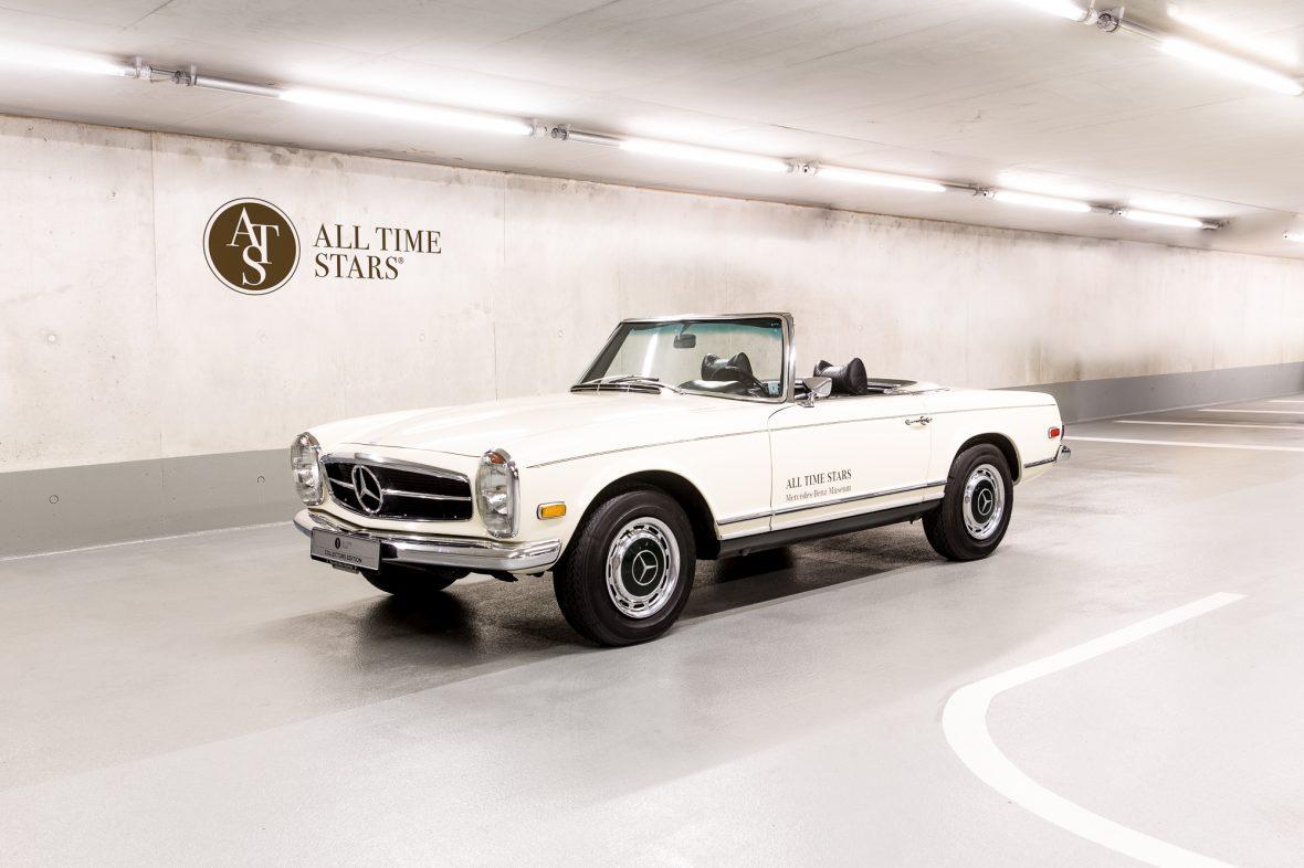 Mercedes benz w 113 280 sl mercedes benz en for Mercedes benz sl 280