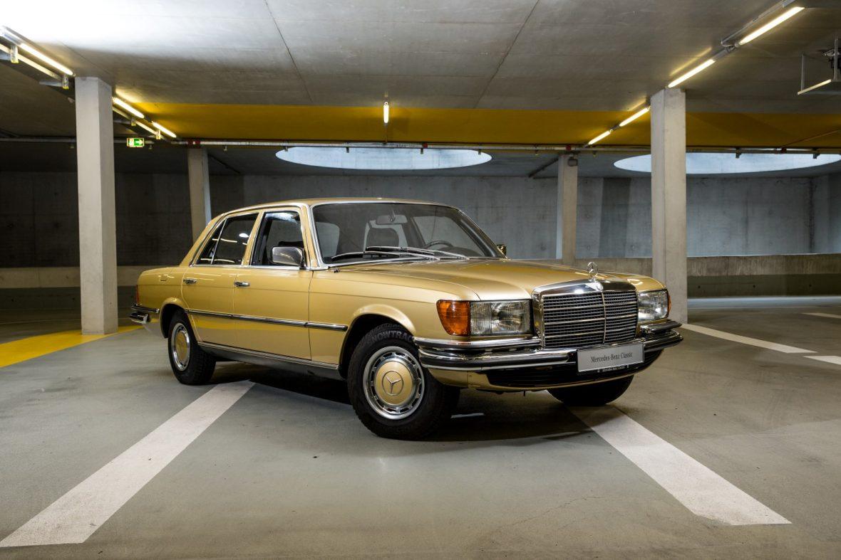 Mercedes-Benz  W 116 280 SE 9