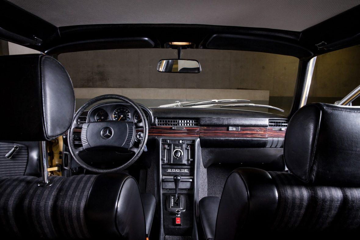 Mercedes-Benz  W 116 280 SE 17