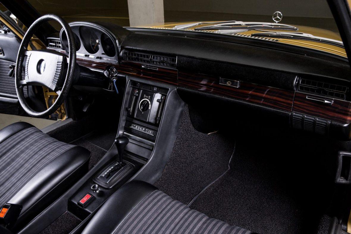 Mercedes-Benz  W 116 280 SE 6