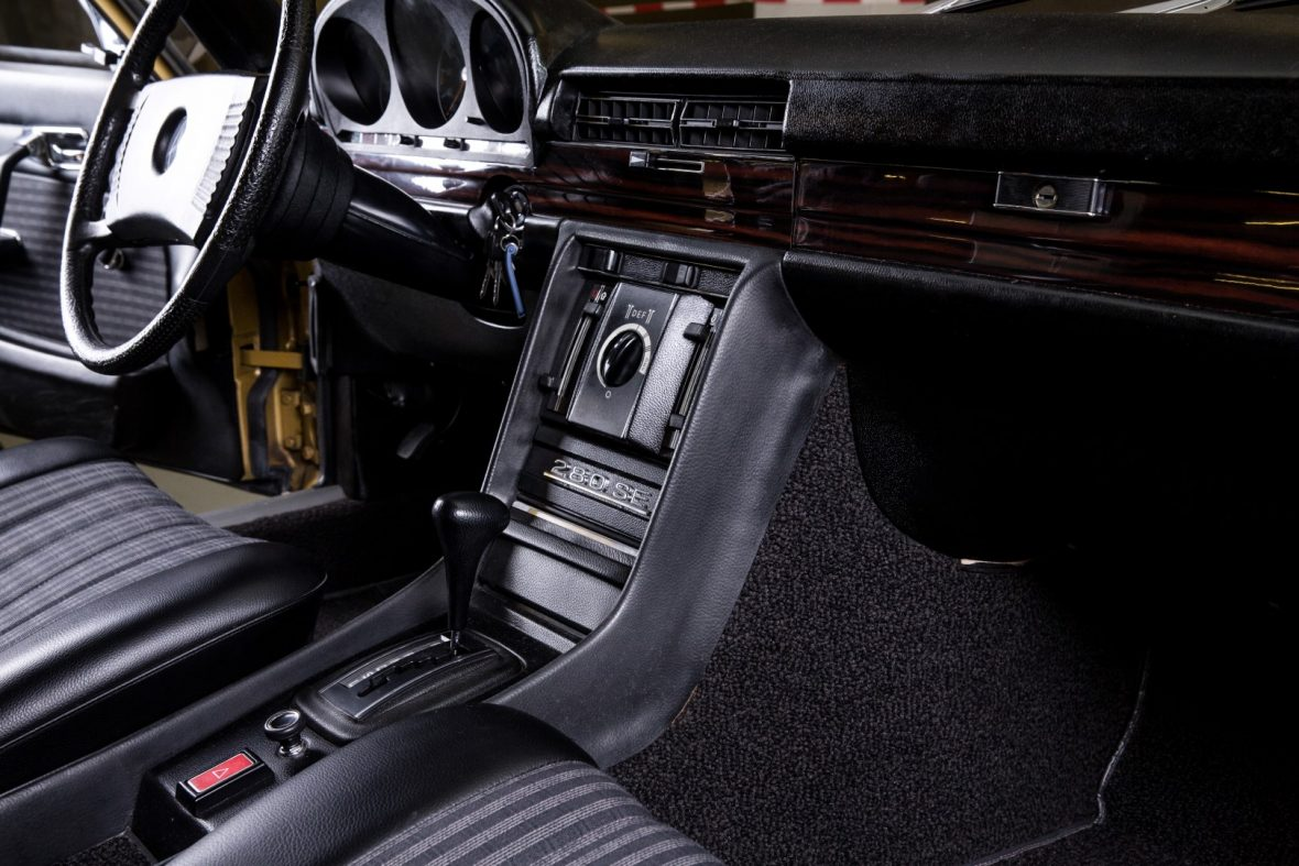 Mercedes-Benz  W 116 280 SE 3