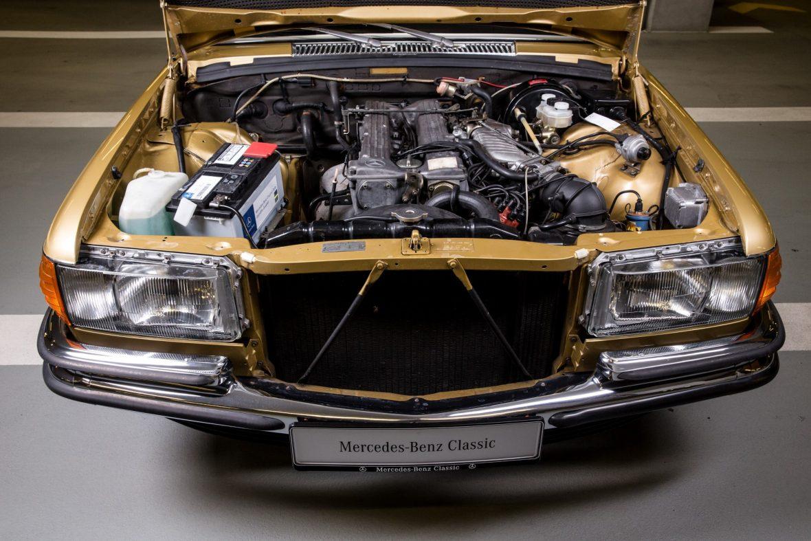 Mercedes-Benz  W 116 280 SE 14