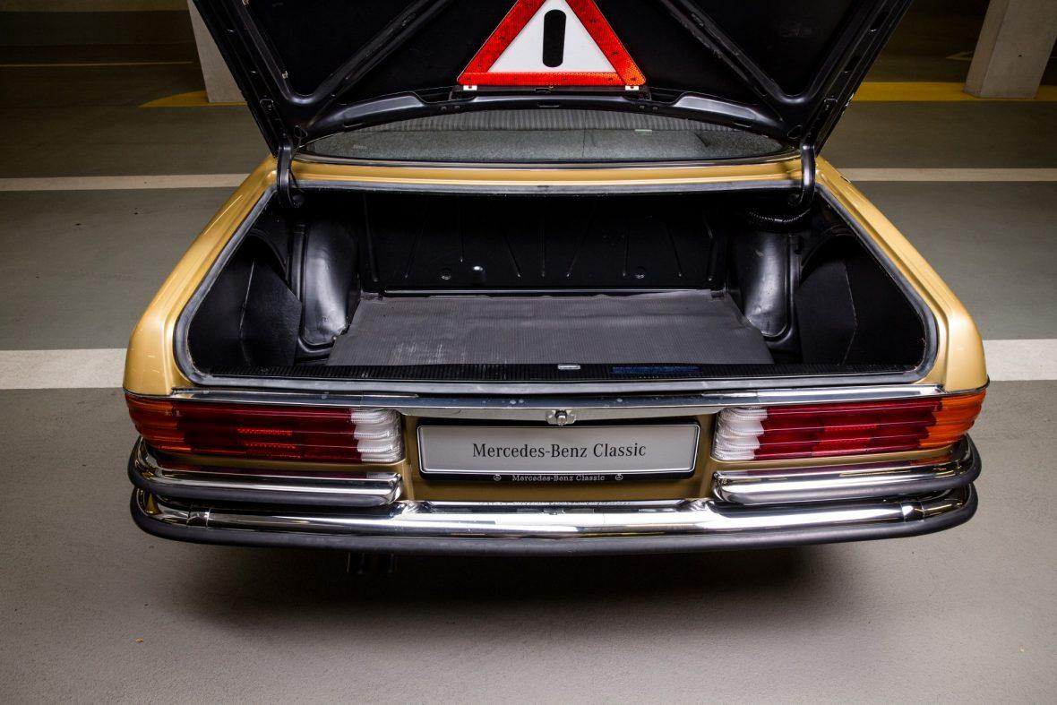 Mercedes-Benz  W 116 280 SE 26