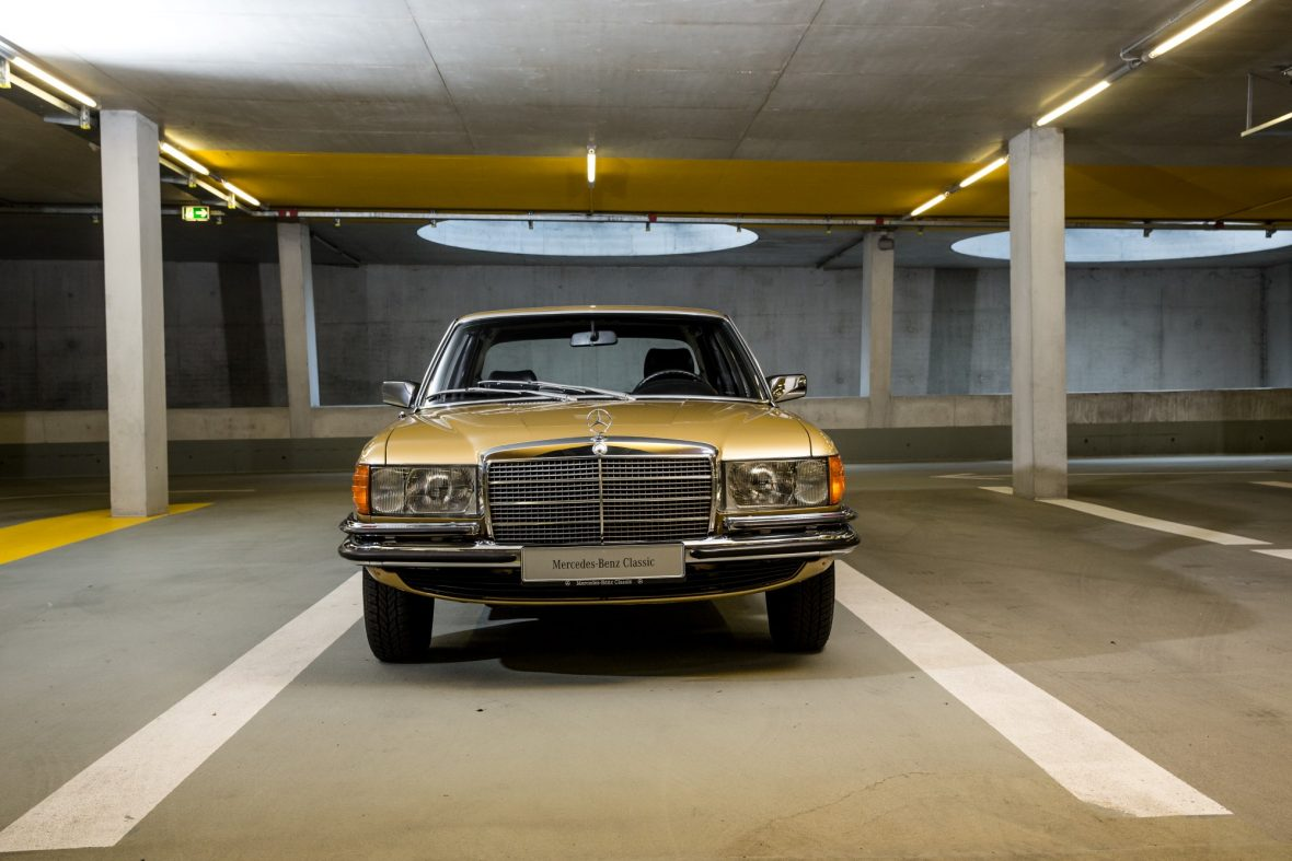 Mercedes-Benz  W 116 280 SE 12