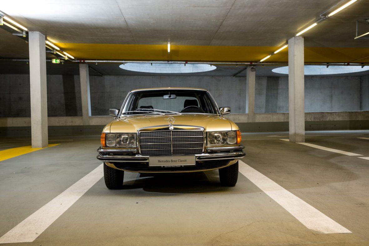 Mercedes-Benz  W 116 280 SE 0