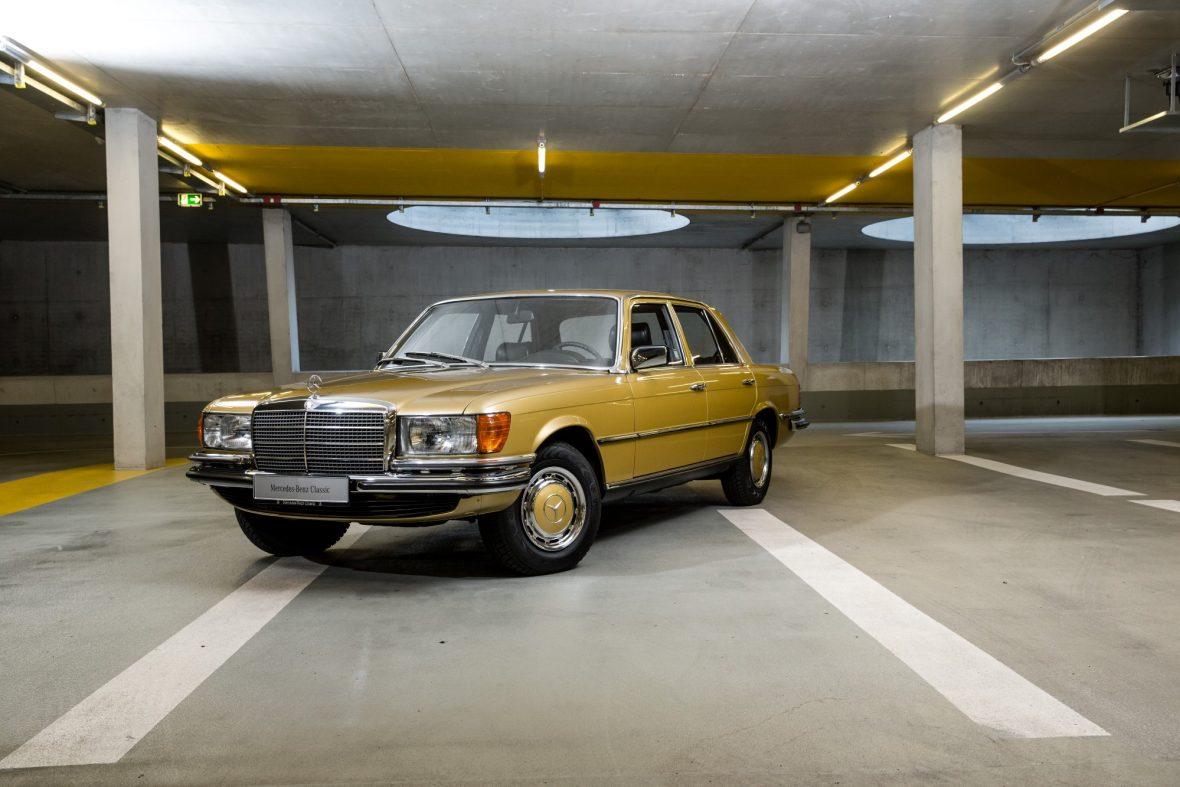 Mercedes-Benz  W 116 280 SE 23