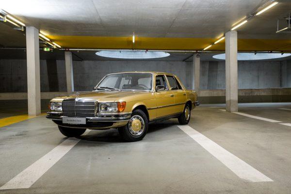 Mercedes- Benz  S-Class W 116 280 SE