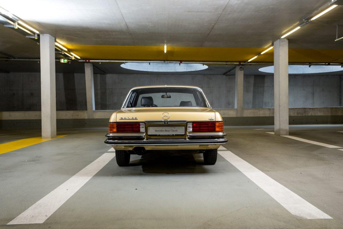 Mercedes-Benz  W 116 280 SE 1