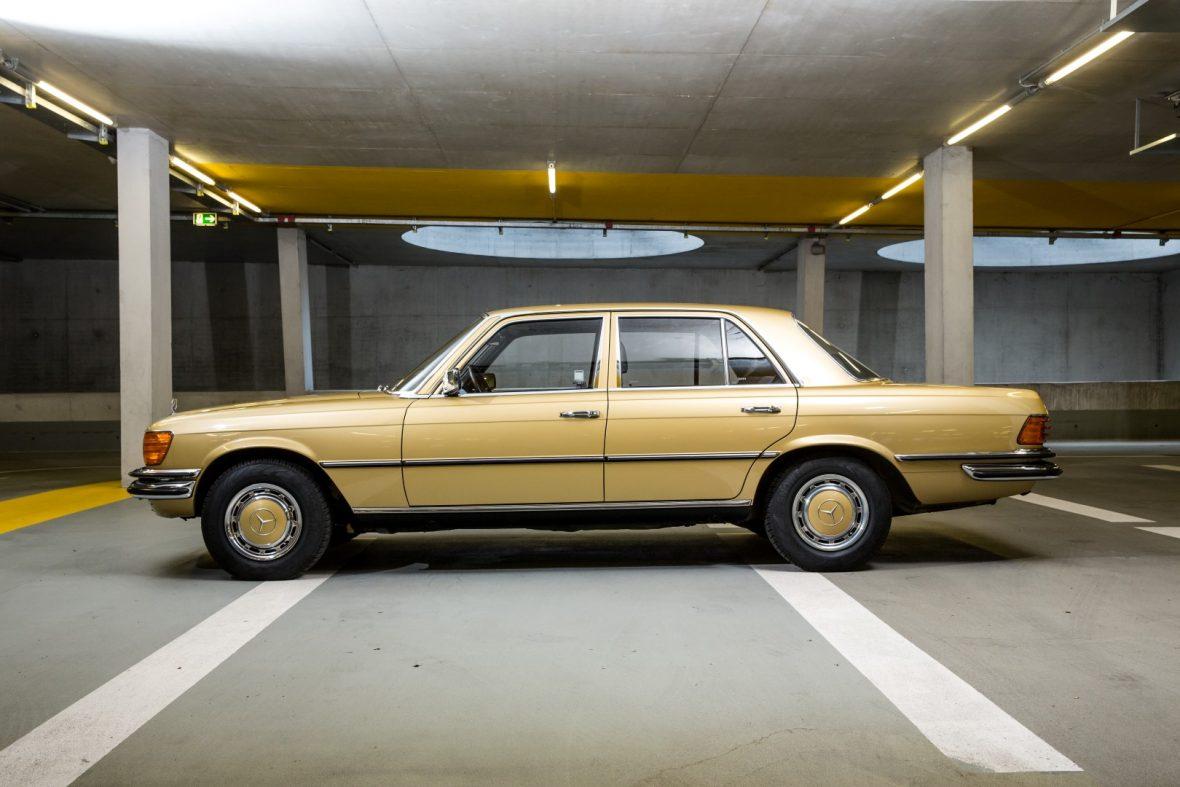Mercedes-Benz  W 116 280 SE 4