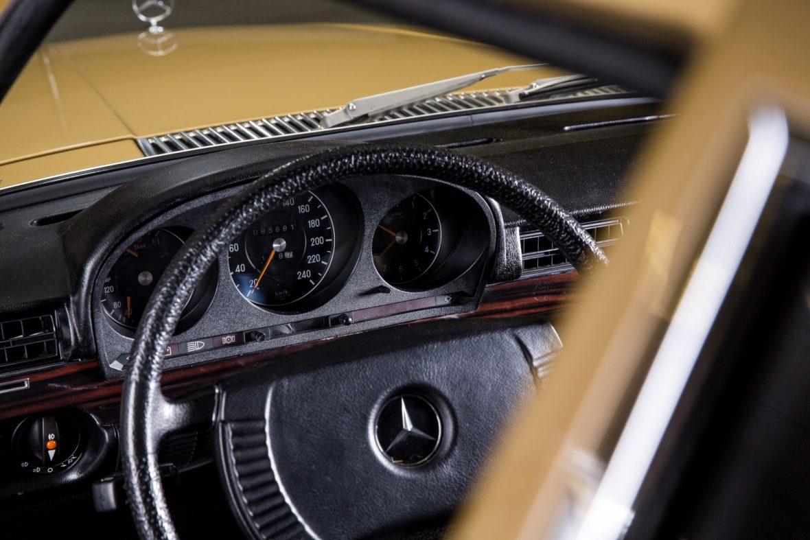 Mercedes-Benz  W 116 280 SE 8