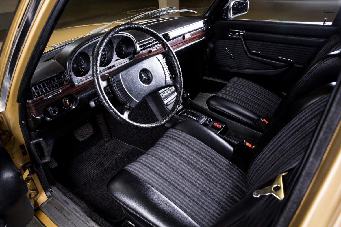 Mercedes-Benz  W 116 280 SE 16