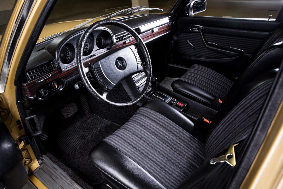 Mercedes-Benz  W 116 280 SE 10