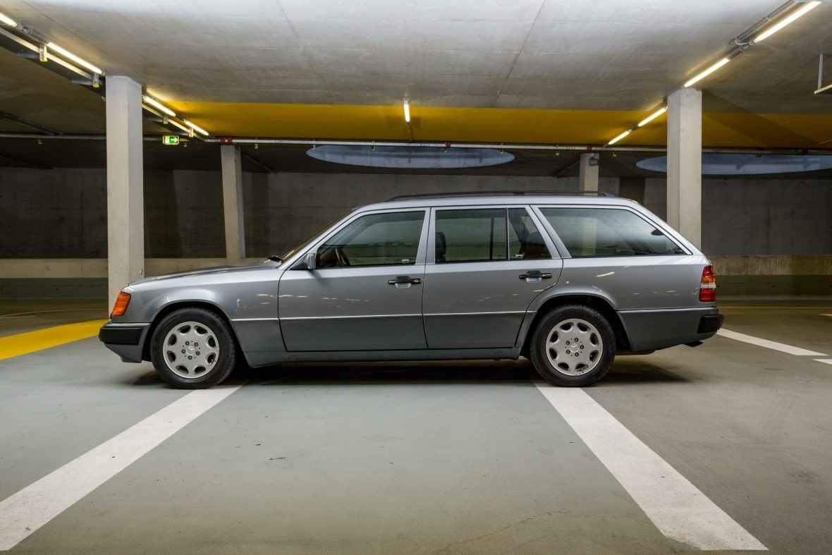 Mercedes-Benz W124 280 TE 1