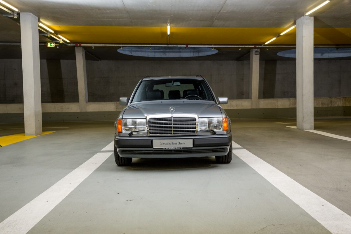 Mercedes-Benz W124 280 TE 0