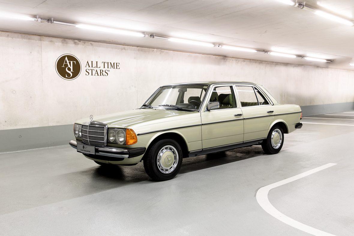 Mercedes-Benz W 123 300 D 2