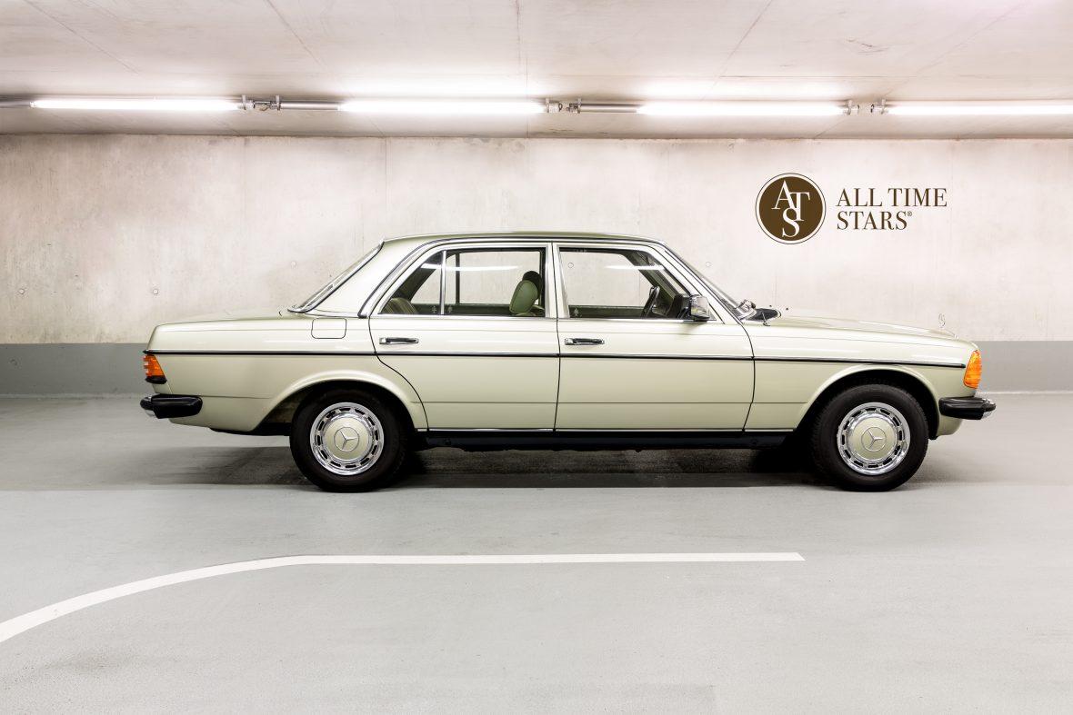 Mercedes-Benz W 123 300 D 3