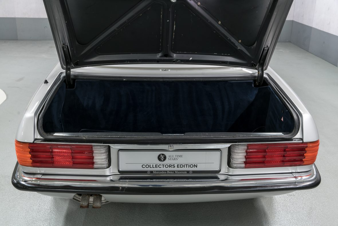 Mercedes-Benz R 107 300 SL 20