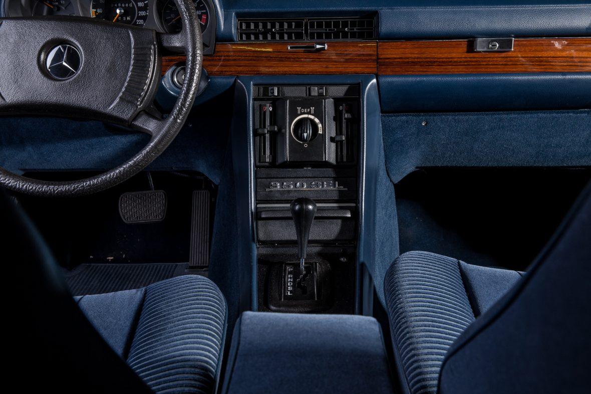 Mercedes- Benz W 116 350 SEL 7