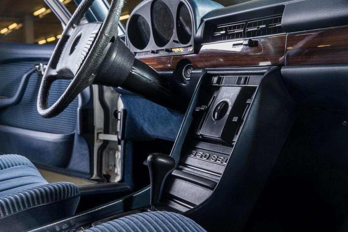 Mercedes-Benz W 116 350 SEL 9