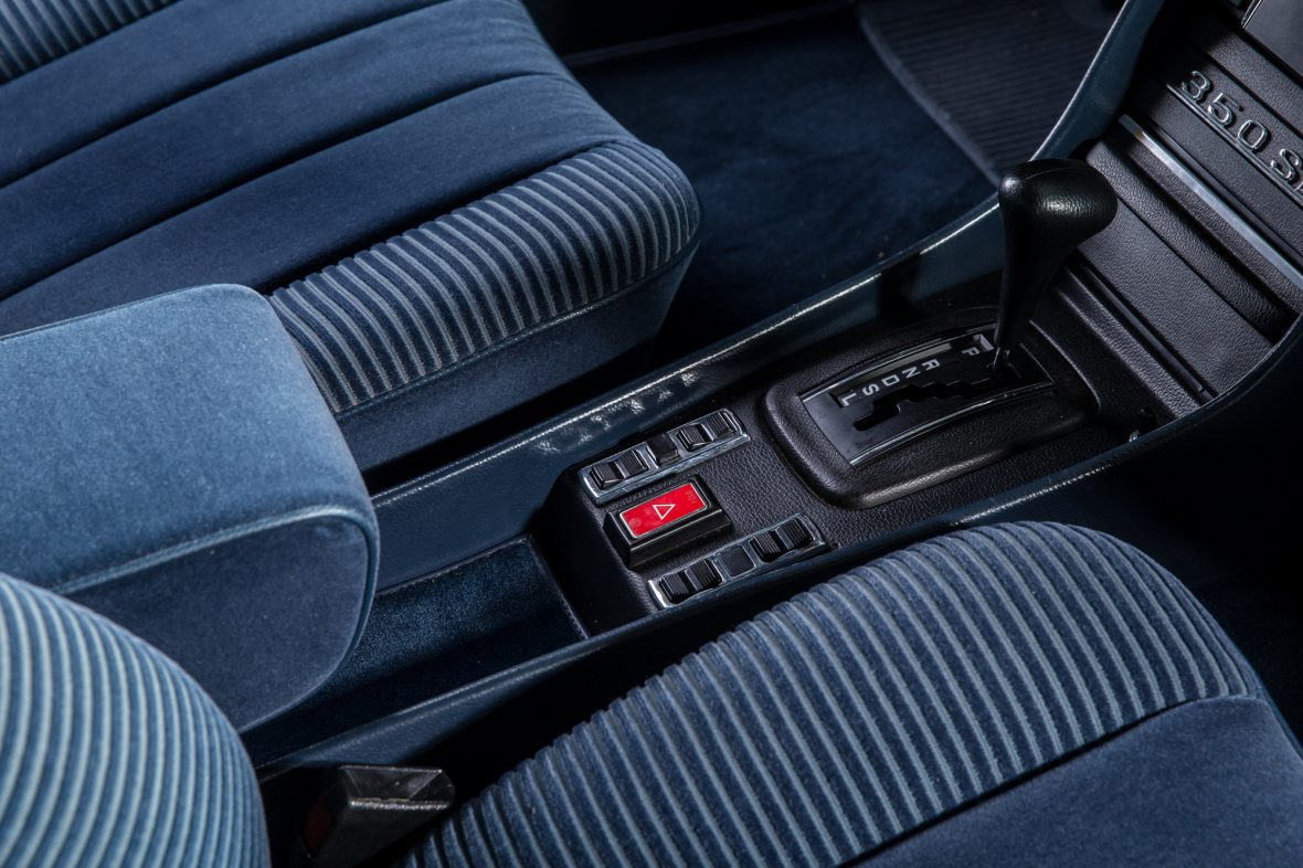 Mercedes- Benz W 116 350 SEL 8