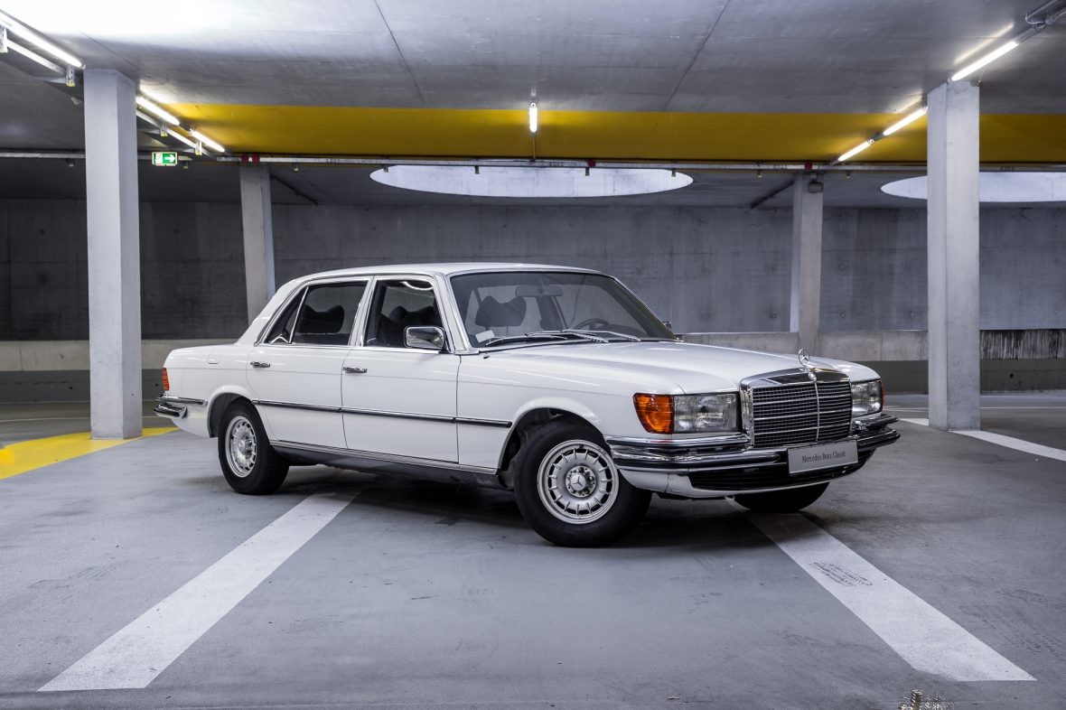 Mercedes benz w 116 350 sel mercedes benz en for Mercedes benz w