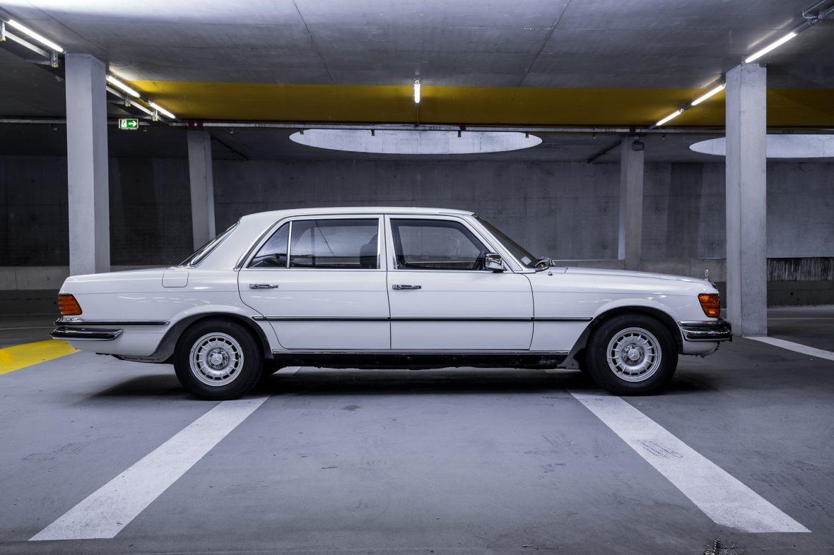 Mercedes- Benz W 116 350 SEL 6