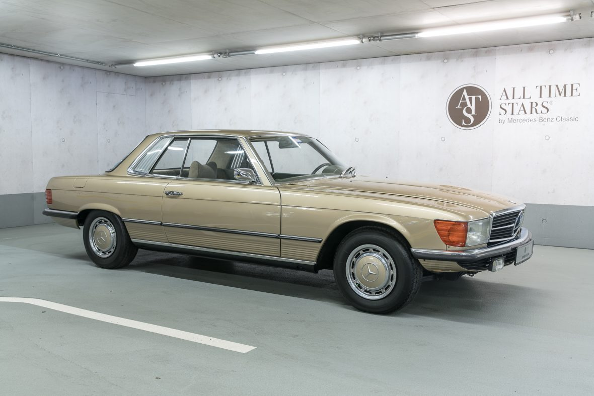 Mercedes-Benz 350 SLC (C 107) 0