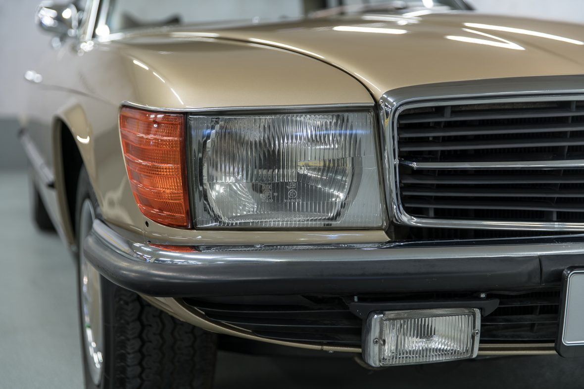 Mercedes-Benz 350 SLC (C 107) 20