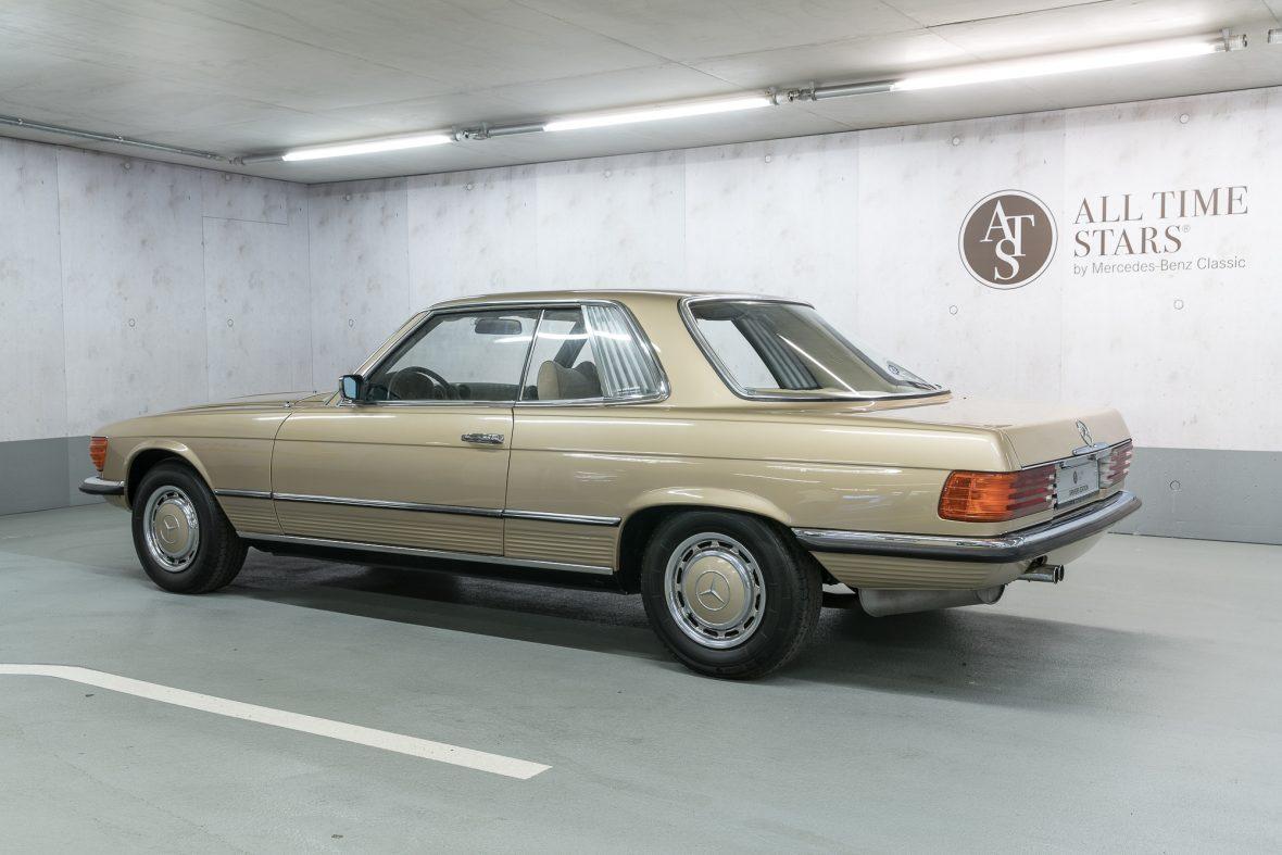 Mercedes-Benz 350 SLC (C 107) 6