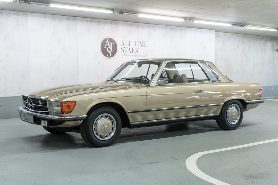 Mercedes-Benz 350 SLC (C 107) 4
